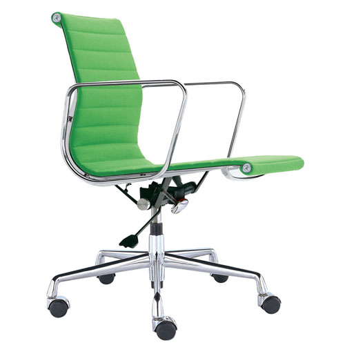 Eames aluminum office chair for Eames aluminium chair replica