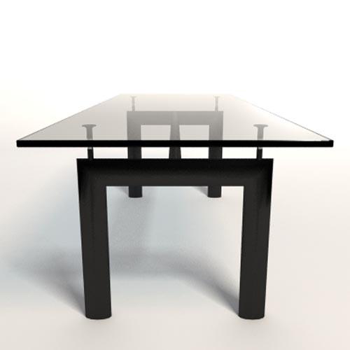 Le corbusier table lc6 - Table le corbusier lc6 ...