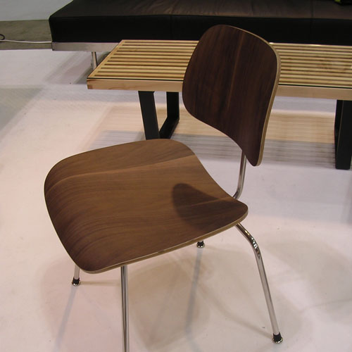 Eames Molded Lounge Chair
